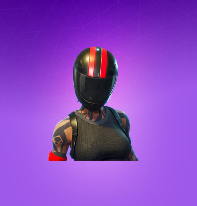 Fortnite outfit redline 400x418