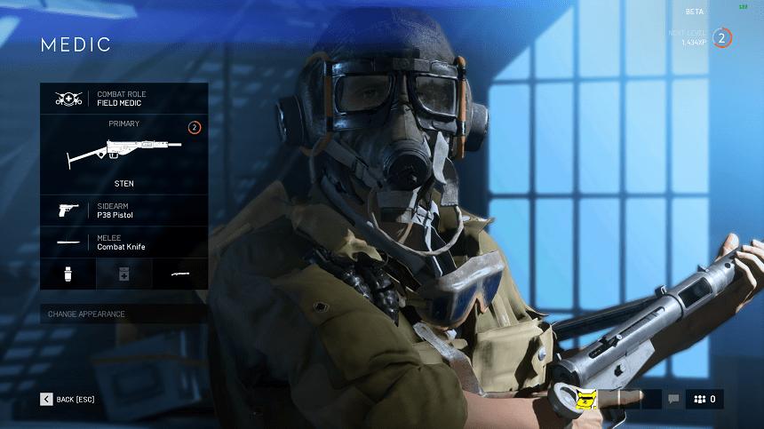 BF5衛生兵