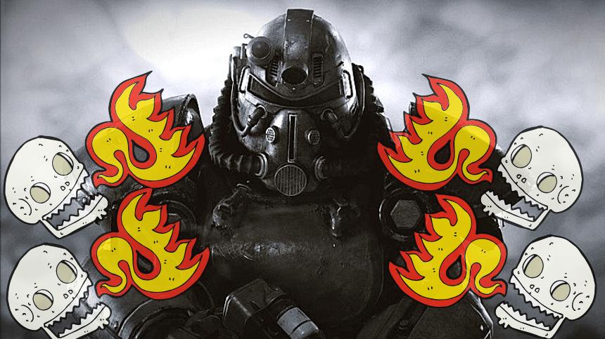 fallout76 はなぜ炎上してしまったのか フォールアウト76 海外の反応