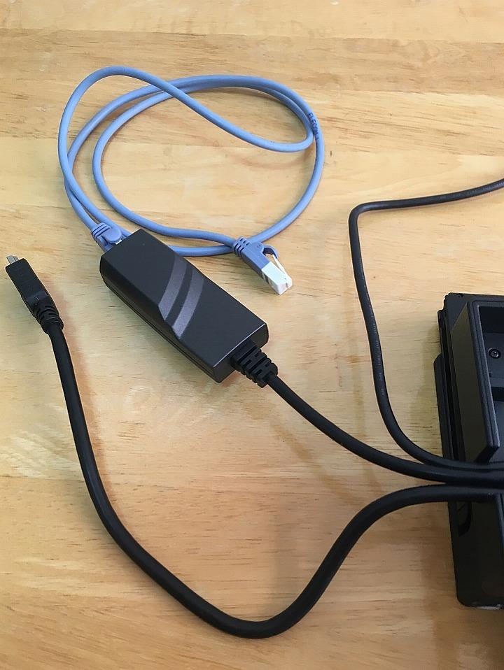 USBポート LANケーブル 有線アダプター
