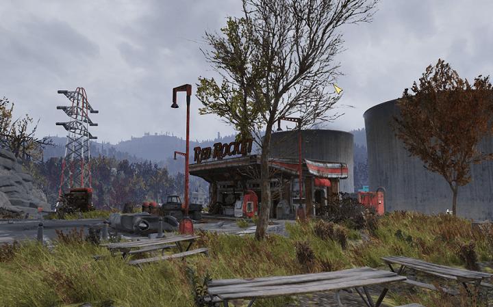 Fallout76 グラフィック最高設定