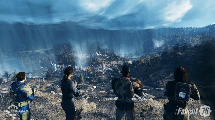 レビュー fallout 76 を20時間プレイした感想 評価 オンライン化