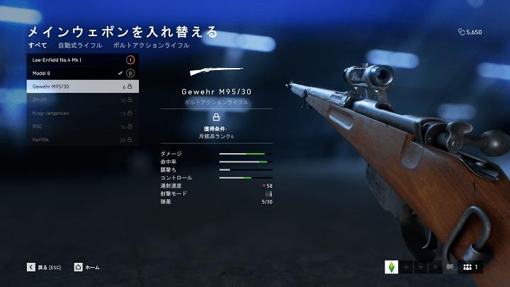 Gewehr M95/30