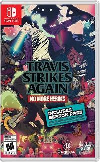 トラヴィス・ストライクス・アゲイン:ノーモア☆ヒーローズ