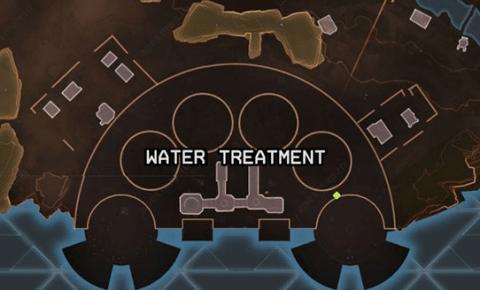Apex Legend 水処理施設
