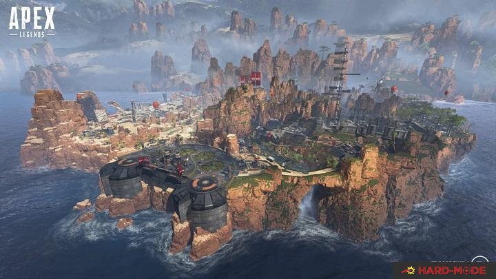 apex島