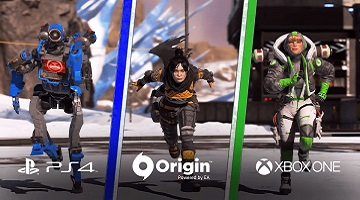 Apex Legends クロスプレイ仕様まとめリンク