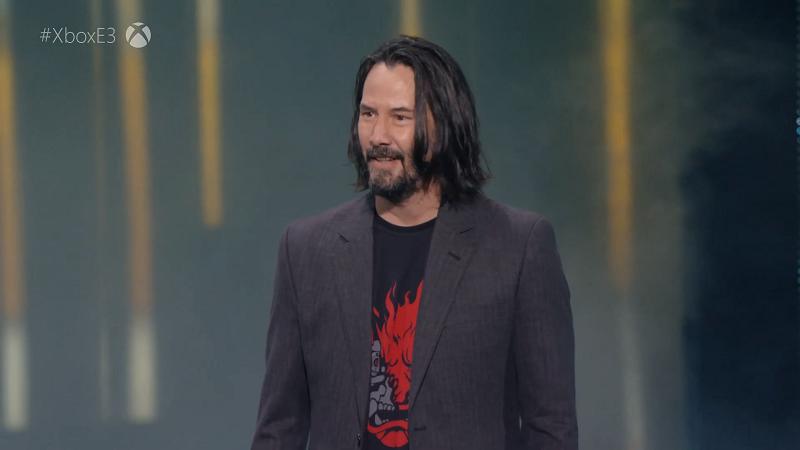 キアヌ・リーヴス E3