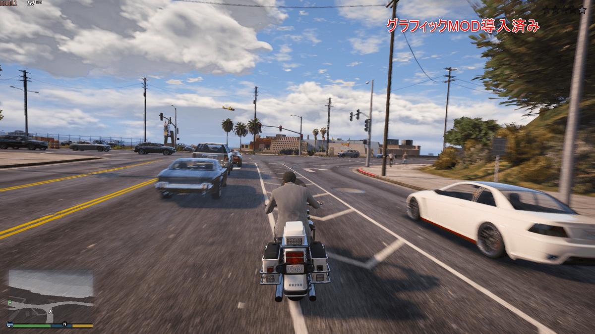GTA5 バイク