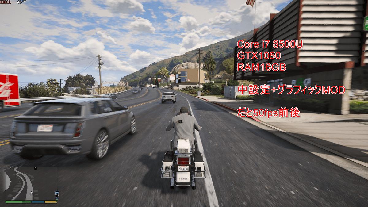 GTA5 推奨スペック