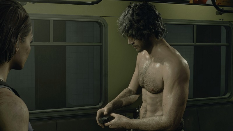 半裸カルロス