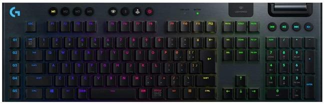 Logicool LIGHTSYNC RGB G913