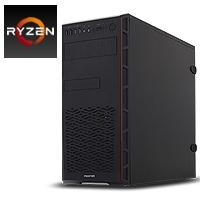 FRONTIER GXシリーズ Ryzen 5 × GTX 1660 SUPER