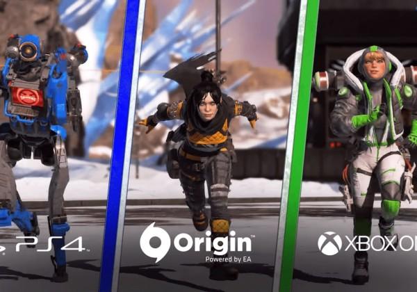 Apex Legends クロスプレイ