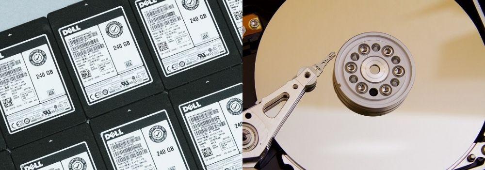 「ゲーミングPC」SSDとHDDの違いと使い分け