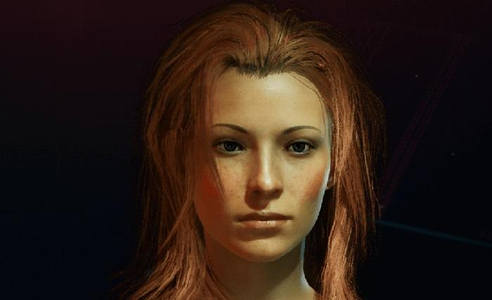 【美化MOD】女性プリセット追加 サイバーパンク2077