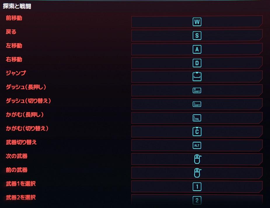 サイバーパンク2077 探索