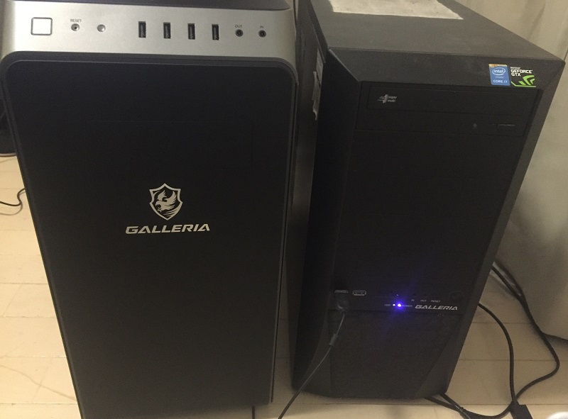 GALLERIA XA7R-R37-vs0GALLERIA-XF