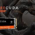 Seagateの最強SSDをレビュー!NVMe Gen4「FireCuda 520」の転送速度をゲームで実験してみた!