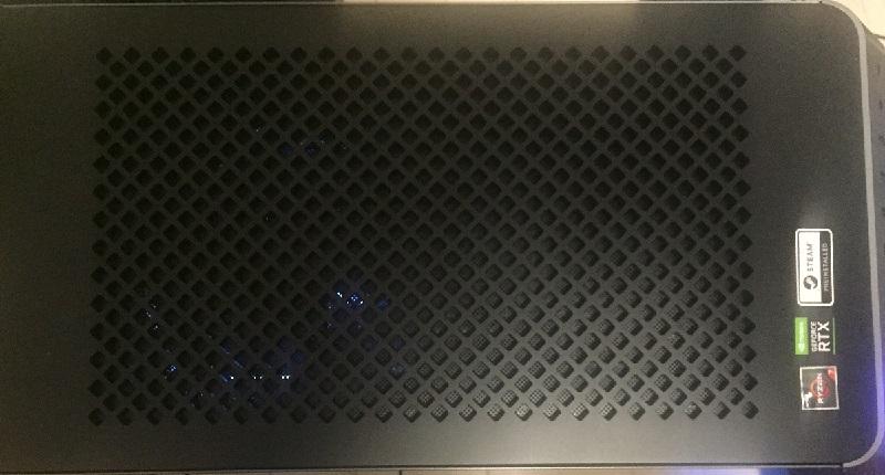 GALLERIA XA7R-R37 天板