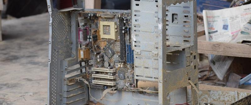 古い電源ユニットは壊れやすい?