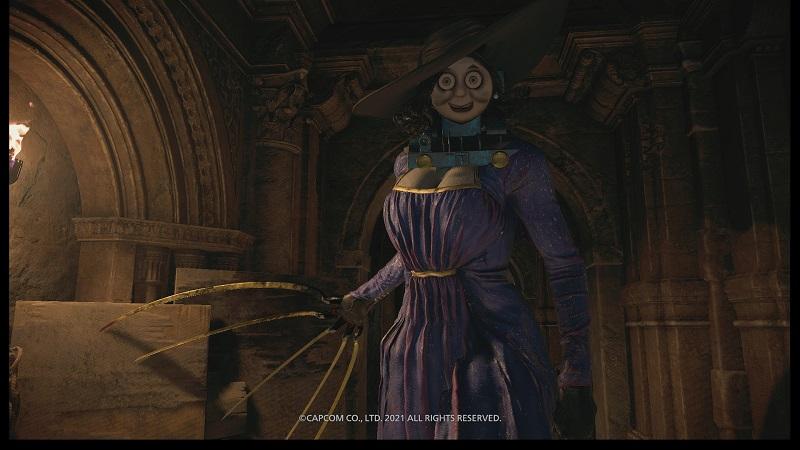 ドミトレスク夫人の顔をきかんしゃトーマスに置き換える