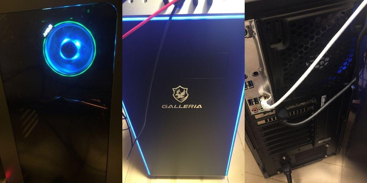 「GALLERIA XA7R-67XT」実機レビュー