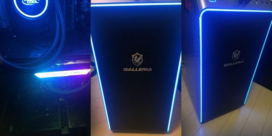「GALLERIA ZA9R-68XT 5900X搭載」実機レビュー