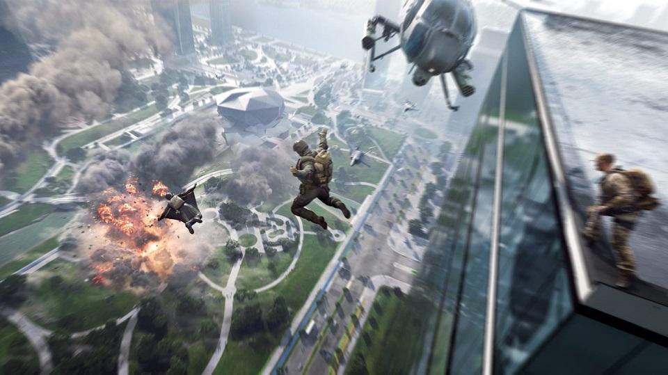 「Battlefield 2042」おすすめゲーミングPC